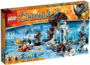 LEGO Chima Mammoths Frozen Stronghold 70226