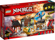 LEGO Ninjago Airjitzu Battle Grounds 70590