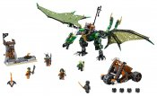 LEGO Ninjago The Green NRG Dragon 70593