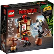 LEGO Ninjago Movie Spinjitzuträning 70606