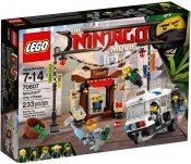 LEGO Ninjago Movie City Jakt 70607