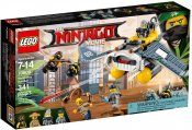LEGO Ninjago Movie Bombrocka 70609