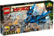 LEGO Ninjago Movie Blixtjet 70614
