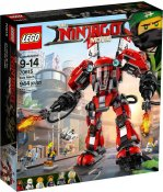LEGO Ninjago Movie Eldrobot 70615