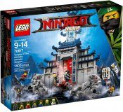 LEGO Ninjago Movie Det ultimata vapnets tempel 70617