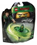 LEGO The Ninjago Movie Spinjitzu Master Lloyd Flyer 70628