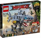 LEGO The Ninjago Movie garmadon, Garmadon, GARMADON 70656