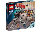 LEGO Movie Metallskäggets Duell 70807