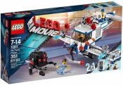 LEGO Movie The Flying Fluscher 70811
