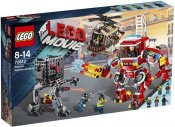 LEGO The Movie Rescue Reinforcements 70813
