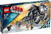 LEGO The Movie Superhemlig polislandningsfarkost 70815
