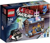 LEGO The Movie Dubbeldäckarsoffa 70818