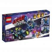 LEGO Movie 2 Rex Rex-trema terrängbil 70826