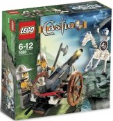 LEGO Castle Crossbow Attack 7090