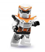 Minifigurer Stridsmech 7100016