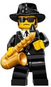 Minifigurer Bluesbrother serie 11 710024