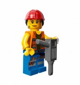 LEGO The Movie Gail 710042