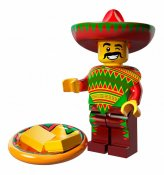 LEGO The Movie Taco Guy 710048