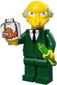 Minifigurer Mr. Burns 7100516