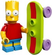 Minifigurer Bart Simpson 710052