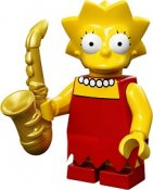 Minifigurer Lisa Simpson 710054