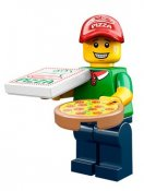 MF Pizza Delivery Man 71007-11