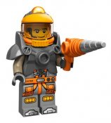Minifigurer Space Miner 71007-6