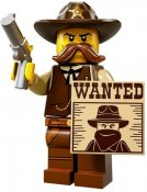 Minifigurer Sheriff 71008-2
