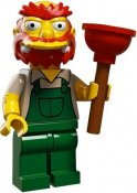 Minifigurer Groundskeeper Willie 7100913