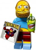 Minifigurer Comic Book Guy 710097