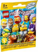 Minifigurer Hemlig påse The Simpsons 2015 71009