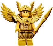 LEGO Minifigur Winged Battle Warrior 7101116