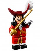 LEGO Disney Captain Hook 7101216