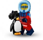 LEGO Minifigur Wildlife Photographer 71013-7