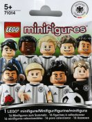 LEGO German National Football Team DFB 71014