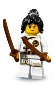 LEGO Ninjago Movie Spinjitzu Training Nya 710192