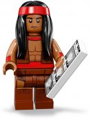 LEGO Apache Chief Batman2 7102015