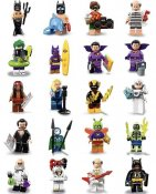 LEGO Komplett serie Batman movie 2 71020999