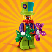 LEGO Party Clown 710214