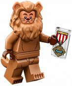 LEGO The Movie 2 MF Cowardly Lion 7102311