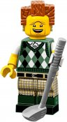 LEGO The Movie 2 MF Gone Golfin President Business 7102314