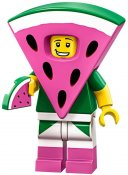 LEGO The Movie 2 MF Watermelon Dude 710236