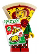 LEGO Pizza Costume Guy 7102510