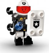 LEGO MF 21 Space Police Guy 71029-10