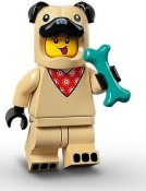 LEGO MF 21 Pug Costume Guy 71029-5