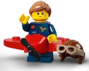 LEGO MF 21 Airplane Girl 71029-9