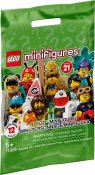 LEGO Minifigur Serie 21 Sealed Strip Box 71029-15