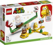LEGO Super Mario Piranha Plant Power Slide Startbana 71365