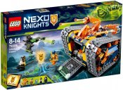 LEGO Nexo Knights Axls rullande arsenal 72006