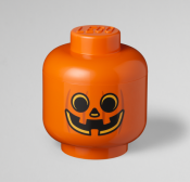 LEGO Storage Head L Pumpkin 40321729